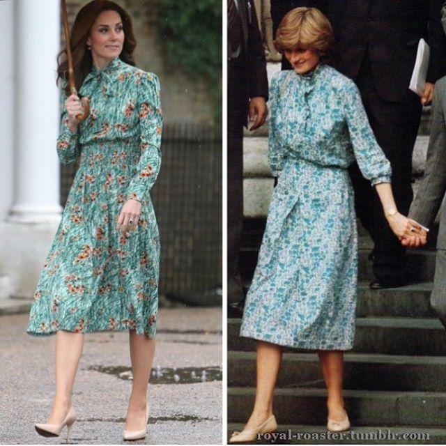 301 best Diana Fashion Comparison W/ Kate & Megan images on ...