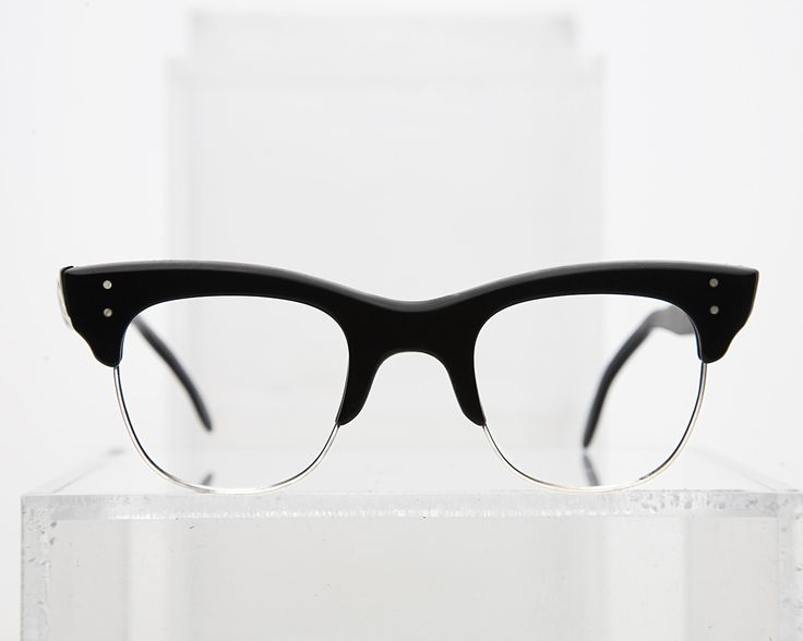 Early 1960s combination frame,  made in England from General Eyewear's 790-995 series.