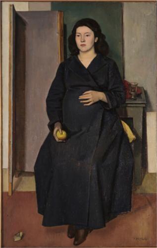 Pregnant woman  - Yiannis Moralis