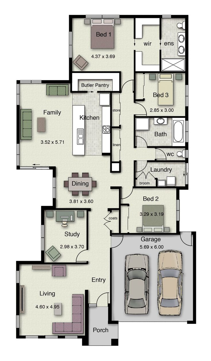 The Jagera 239 offers plenty of living space for a growing family.
