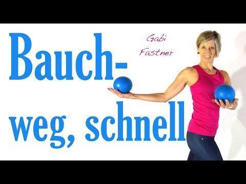 ✨Schnellen Sie in 15 Minuten einen flacheren Bauch. - YouTube - #flacher #Min #schneller #Magen #YouTube