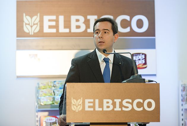 Εγκαίνια νέας γραμμής παραγωγής ψωμιού από την ELBISCO - http://goo.gl/AkBPdY