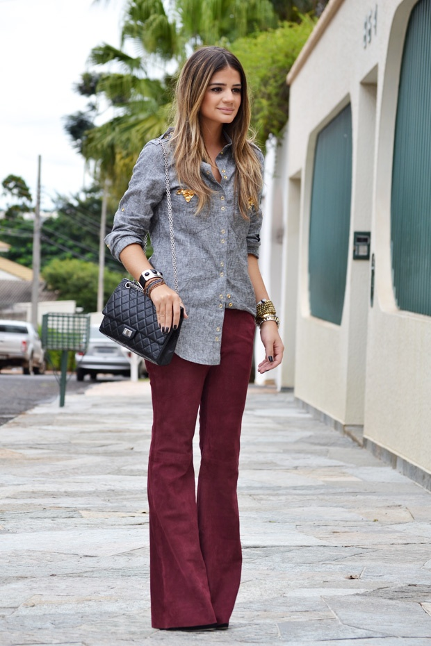 Thassia Naves' style