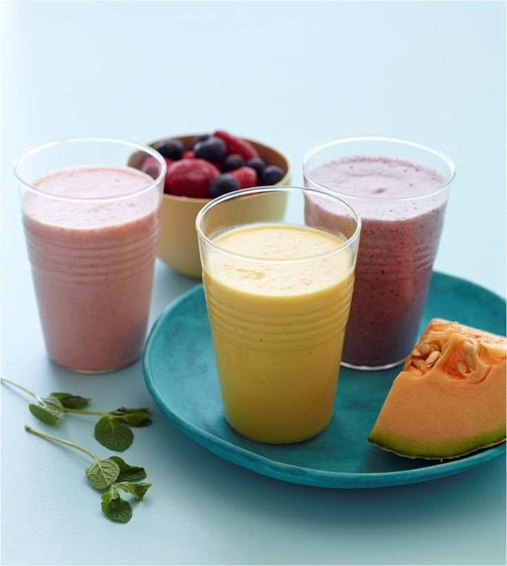 3 Perfect Paleo Breakfast Smoothies - Paleo Lunches and Breakfasts on the Go