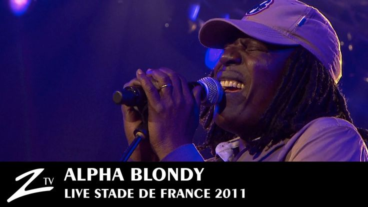 Alpha Blondy - Stade de France - LIVE