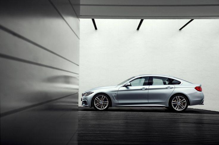 Mükemmel kombinasyon. BMW 4 Serisi Gran Coupé.