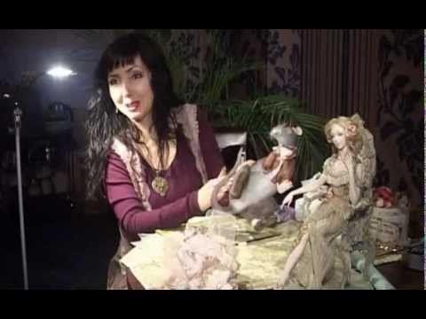 Куклы, картины и иконы Елены Туминской
