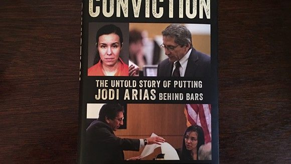Juan Martinez's Jodi Arias Book Is the Final Word in the Gruesome Murder Tale