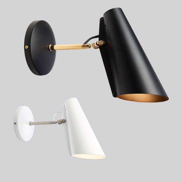 Design Belysning AS - Northern Lighting Birdy Kort Vegglampe