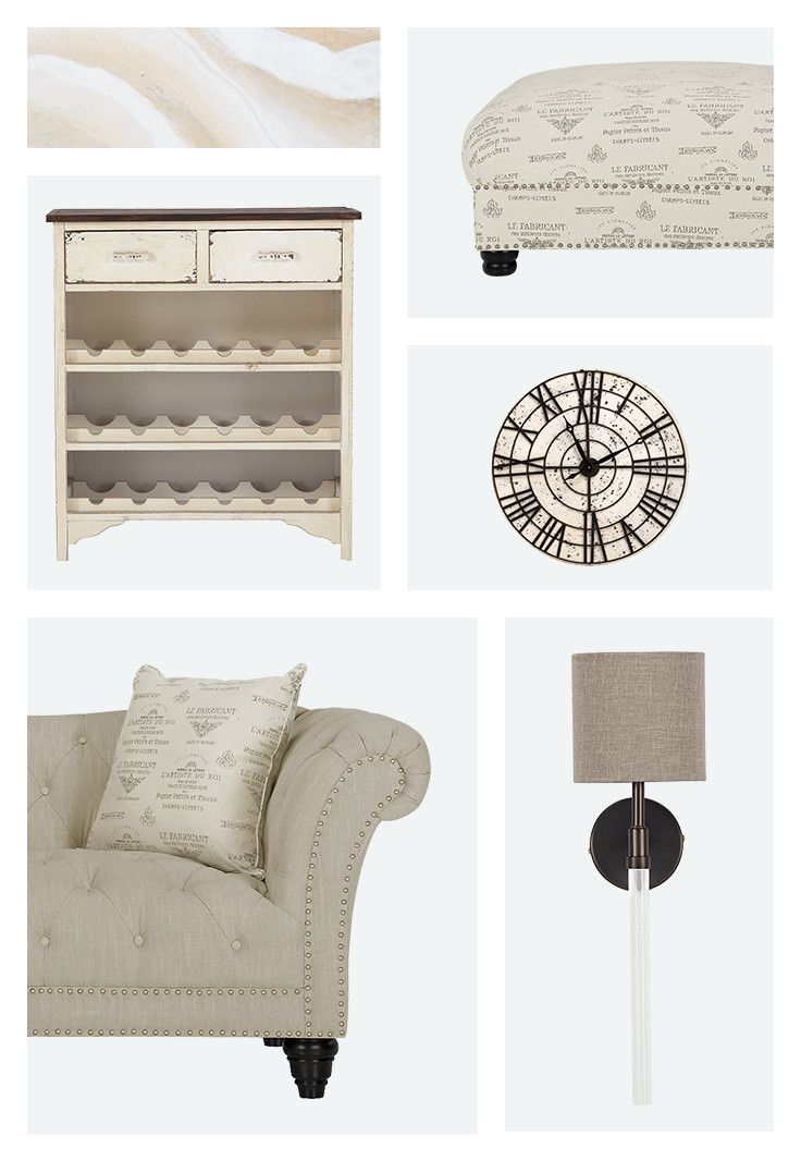 Add A Bit Of Cottage Chic To Your Space With One Of These Fabulous