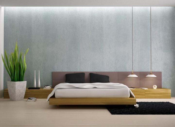 cor do quarto de meditação