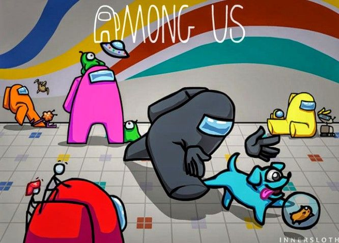 Among Us Pet Hacks Memes Games