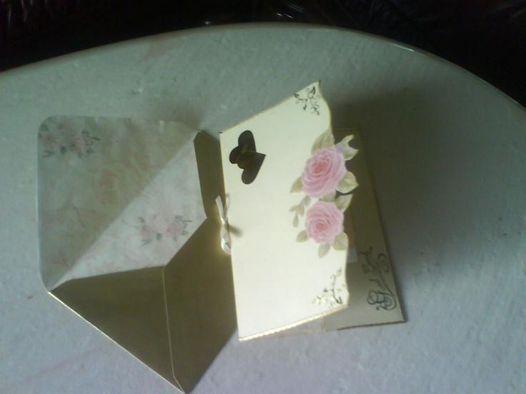 weedding card