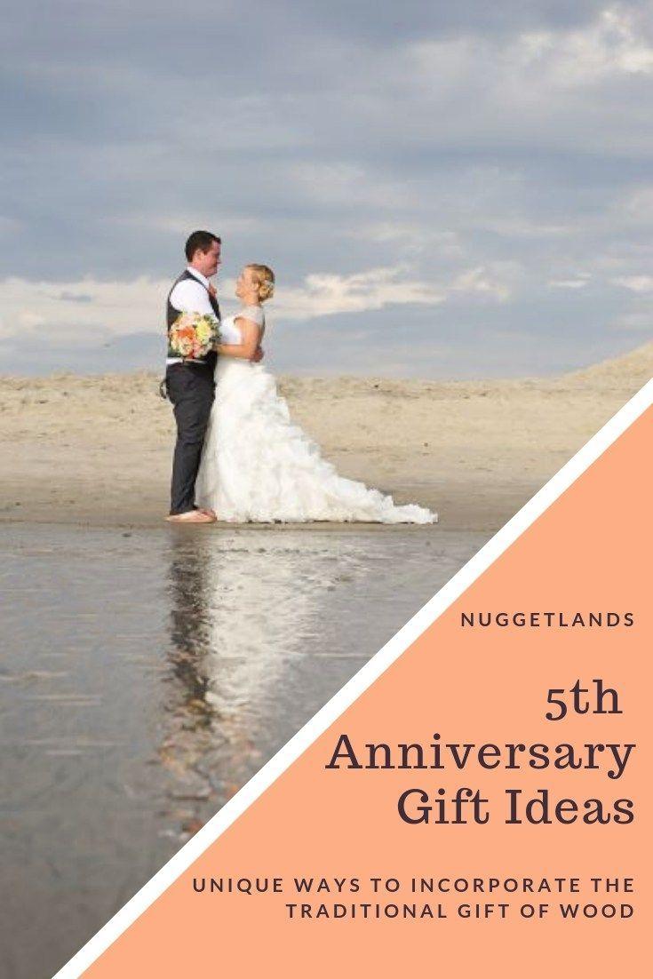 5th Wedding Anniversary Gift Guide 5th Wedding Anniversary Gift