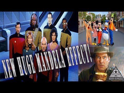 New Mandela Effect Examples - Proof - 2017 - Disneyland Mandela Effect - freakiest examples - YouTube