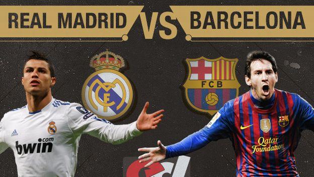 Real Madrid vs. Barcelona: toda la información del Clásico de España #Depor