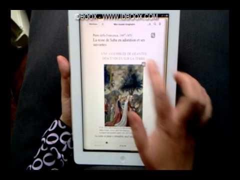 """""""Mon musée imaginaire"""", de Paul Veyne. Genial implementación de un libro de arte en formato ebook."""