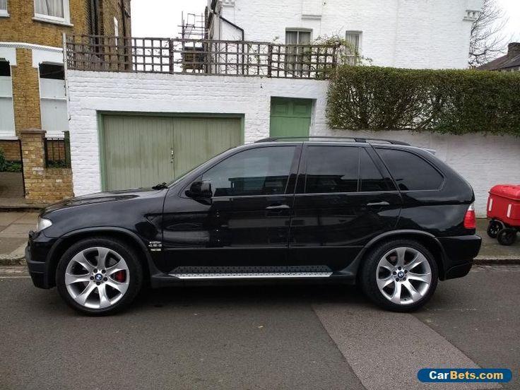 BMW X5 E53 4.8IS Black #bmw #x5 #forsale #unitedkingdom