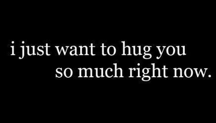 I'd be WAY to scared to just go up and hug him..... he's not good enough of a friend yet. I wish he was though.