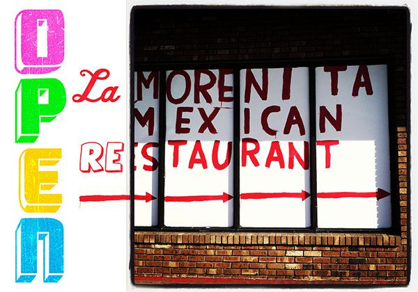 La Morenita, Mexican Restaurant on Behance