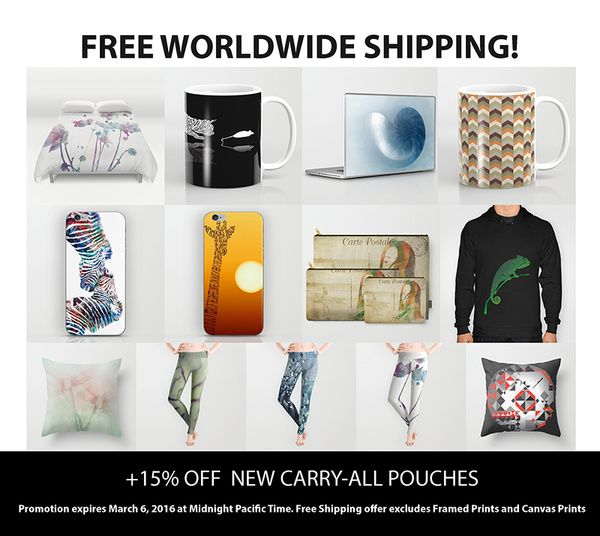 Free Shipping Promo Link!