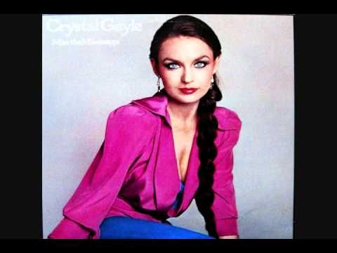 Crystal Gayle Don't It Make My Brown Eyes Blue 1977  This was my favorite song as a kid and I soooo wanted her hair