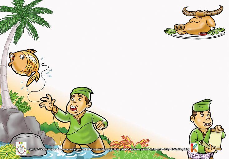 Pak Lebai Malang dan Kepala Kerbau