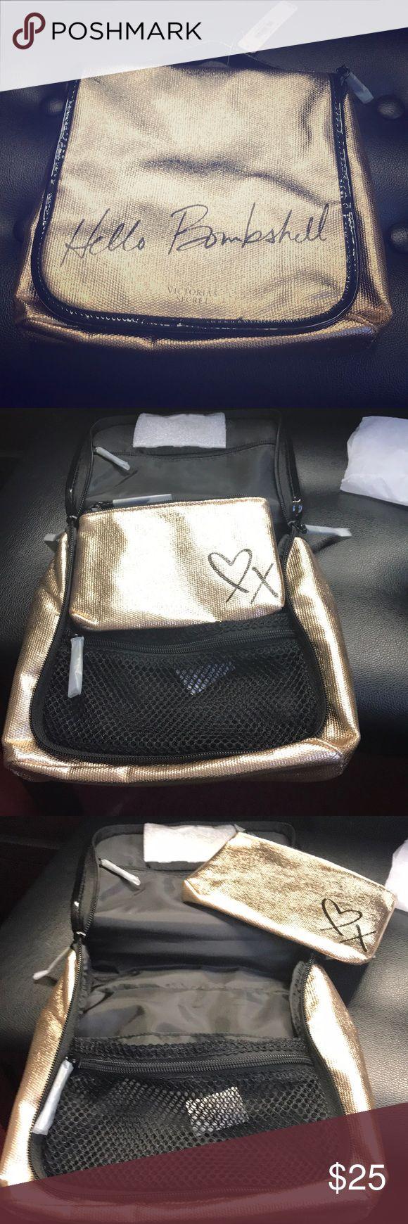 Victoria Secret Makeup Bag Brand new comes with a smaller bag Victoria's Sec…