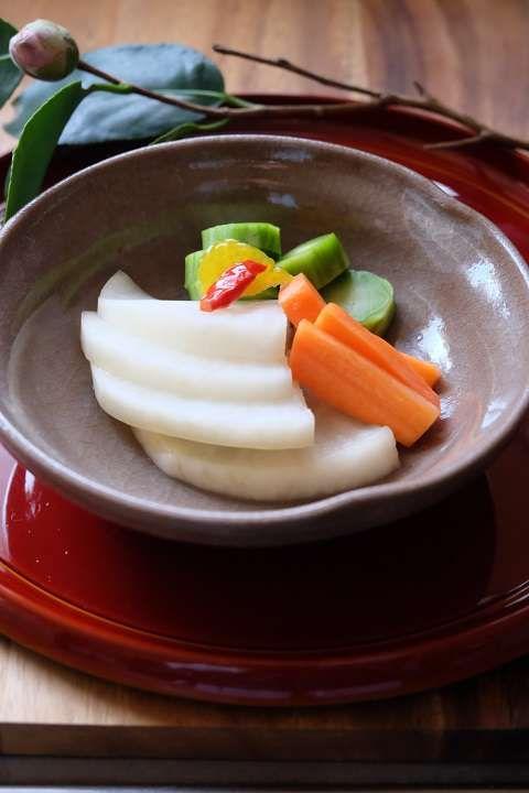 料理上手のおばちゃんに教わった漬物レシピ - 今日、なに食べよう?〜有機野菜の畑から~ / Grandma's Easy Japanese Pickles