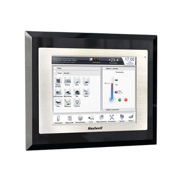 NXW102.3   Panel dotykowy LCD - NXW102.3   Automatyka budynku Nexwell   Interfejsy - Manipulatory   Katalog produktó...