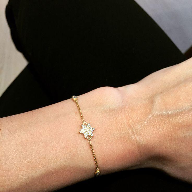 Charm'ed armbånd, STAR - www.girlsbestfriend.dk