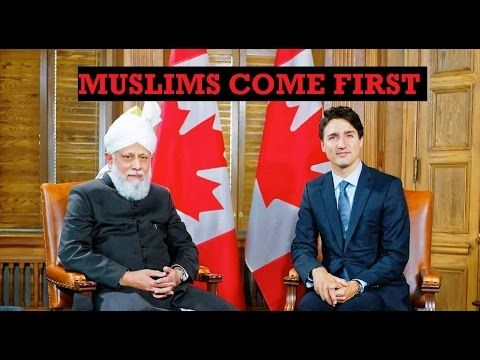 """Trudeau gives Muslims $43,000  as Seniors go without Heat! Wow! The Left has hurt Canada even more than they have the U.S. The """"climate change"""" game is causing seniors to live without heat."""