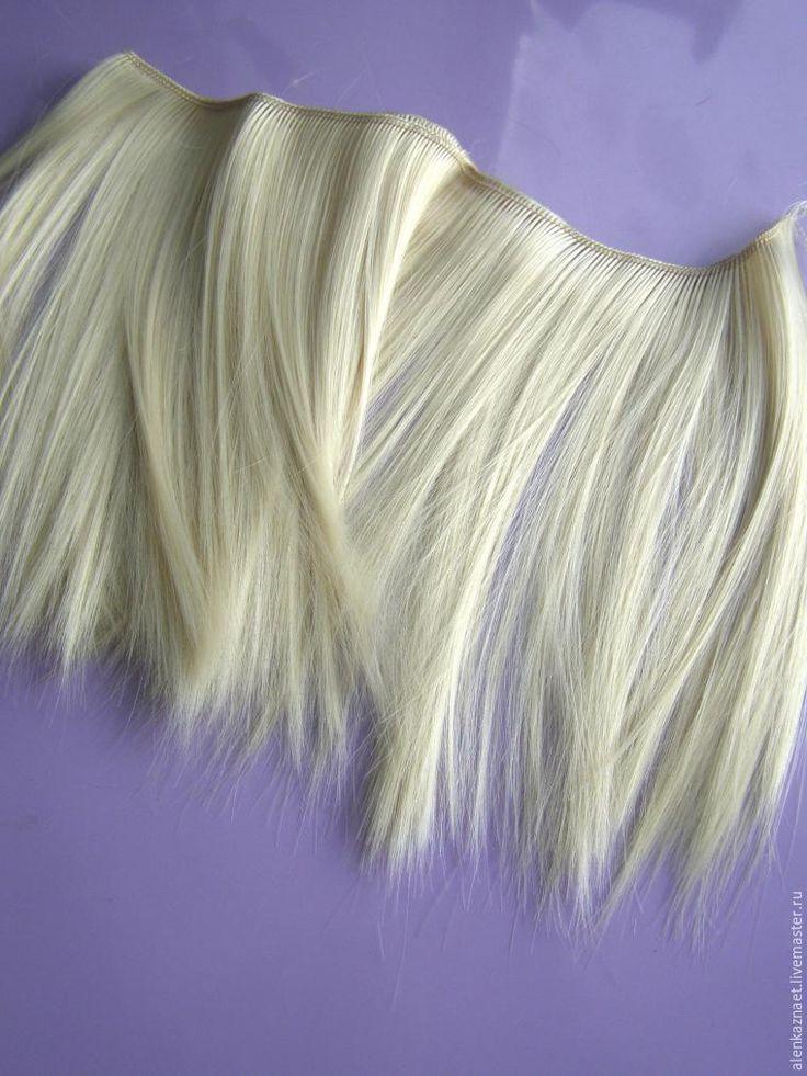 Как завить волосы куколке - Ярмарка Мастеров - ручная работа, handmade