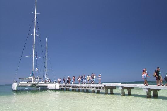 Catamaran, Cuba