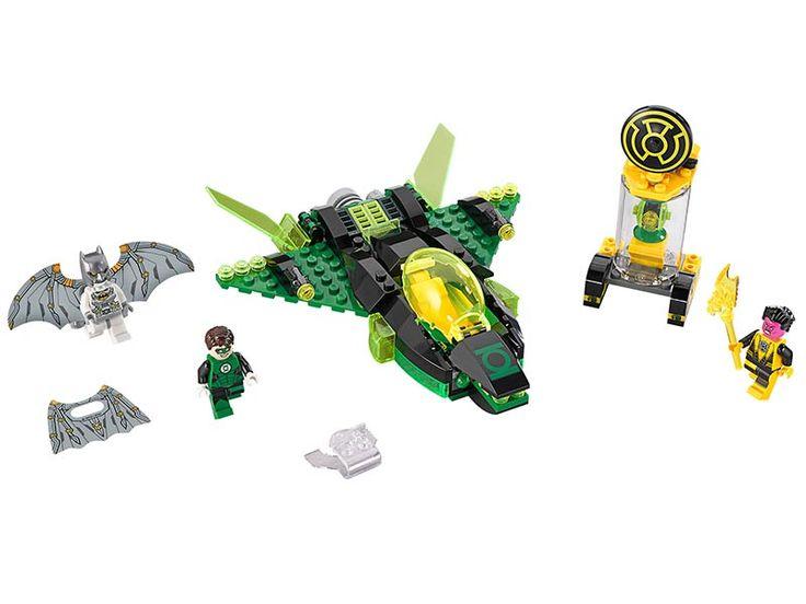 Green Lantern vs. Sinestro (76025)