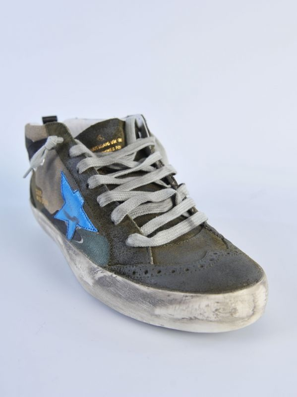 GOLDENGOOSE - Sneakers camouflage   Di Pierrohttp://www.dipierrobrandstore.it/product/2034/Sneakers-camouflage.html