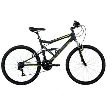 Acabei de visitar o produto Bicicleta Caloi Sk Sport Aro 26 - 21 Marchas - Full Suspension - Alumínio