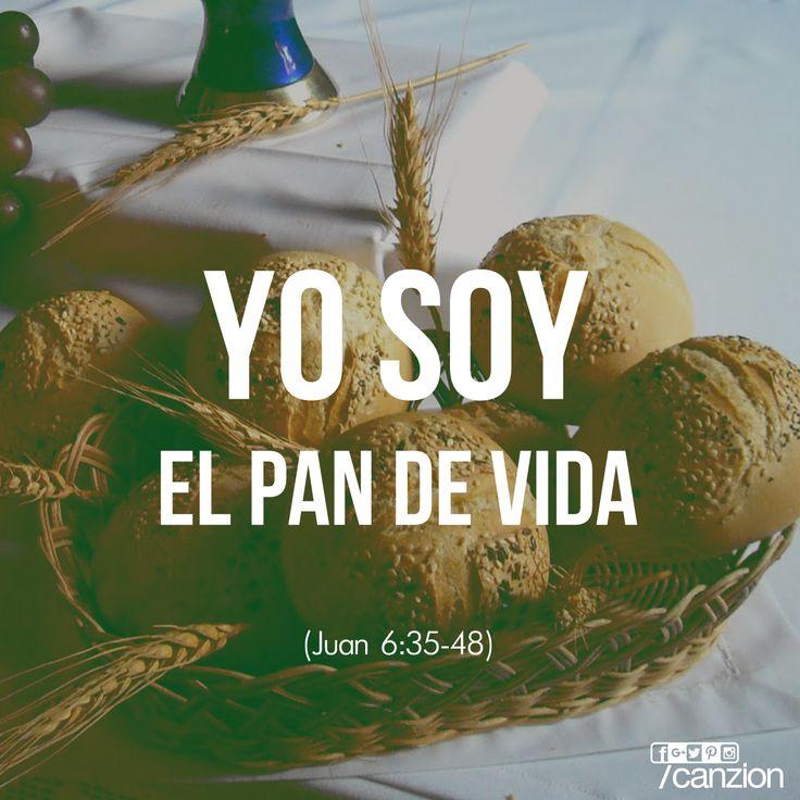 ¿Quién es Dios para ti? «Jesús les respondió: —Yo soy el pan de vida. El que viene a mí nunca volverá a tener hambre; el que cree en mí no tendrá sed jamás». —Juan 6:35