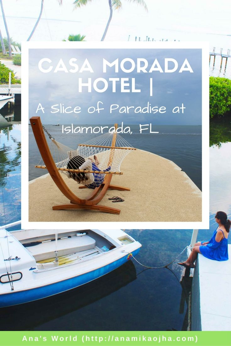 Casa Morada Hotel | A Slice of Paradise at Islamorada, FL