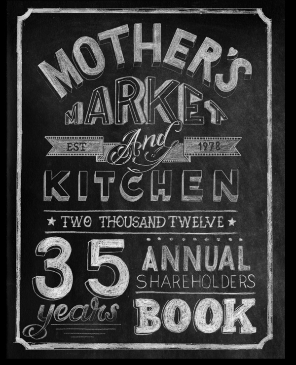 Chalkboard Cookbook Cover : Best images about letters signs and typography on