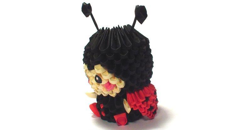 3D origami ladybug                                                                                                                                                                                 More