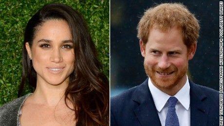 Meghan Markle: Prince Harry warns press about harassing girlfriend - CNN.com