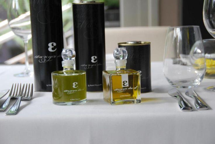 Olive oil epsilon at Botrinis restaurant