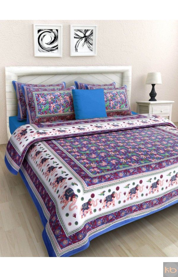King Size Double Bedsheets