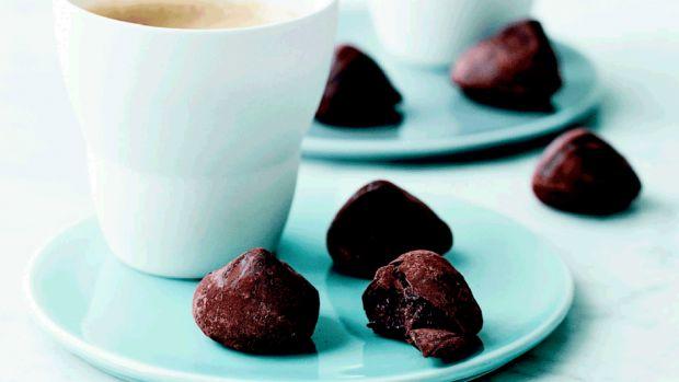 Chokoladetrøfler af Morten Heiberg