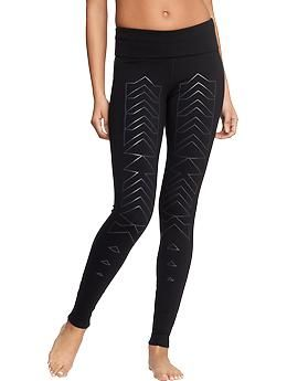 Old Navy | Womens Yoga Leggings - Graphic print $22.94