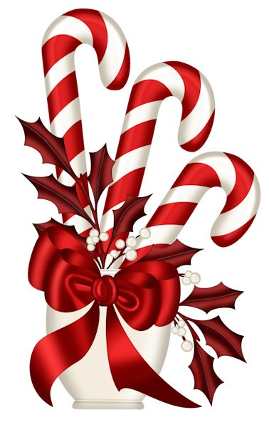 259 best Christmas Candy Canes images on Pinterest | Christmas ...