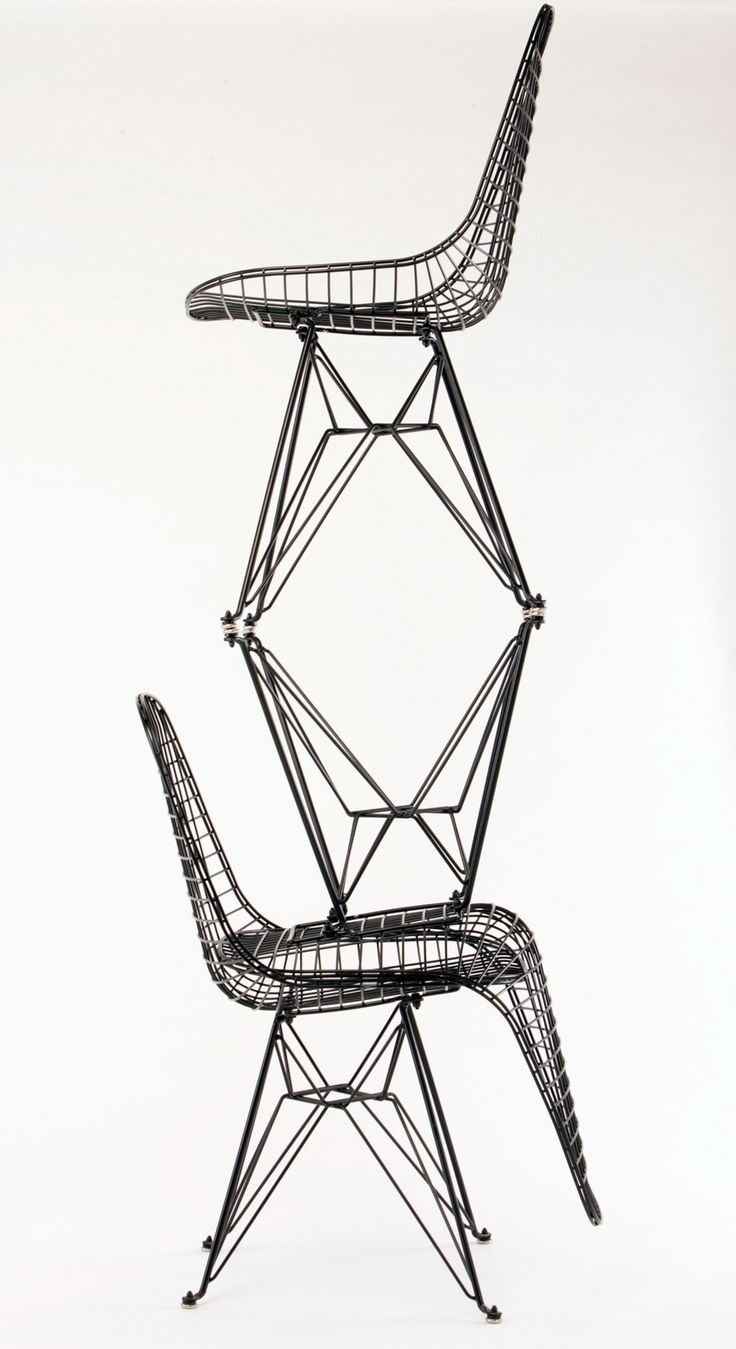 105 best Case Study® Wire Chairs images on Pinterest