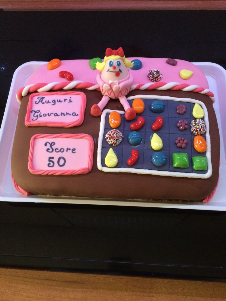 torta candy crush
