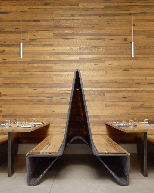 Bar Agricole / Aidlin Darling Design © Matthew Millman